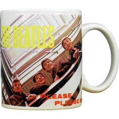 Taza Beatles Please Please Me