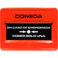 "Caja metal para emergencias ""Take a Break"""