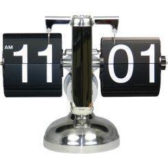 Reloj Flip Clock estilo retro