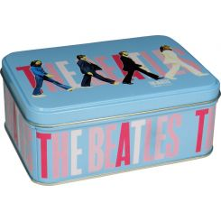 Caja de postales Beatles Abbey Road