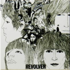 Imán Beatles Revolver