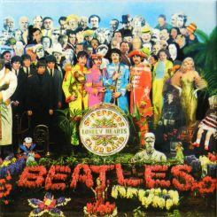 Imán Beatles Sgt.Peppers
