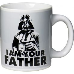 TAZA DARTH VADER STAR WARS CAJA METAL