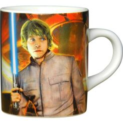 TAZA MINI LUKE SKYWALKER STAR WARS
