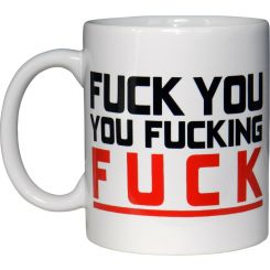 TAZA FUCK YOU