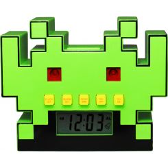 Despertador de Space Invaders