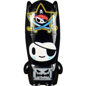 USB 4Gb Pirate Nero de Mimobot