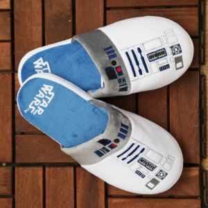 Zapatillas R2-D2 Star Wars