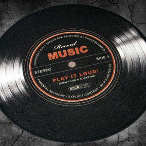 Alfombra Record Music