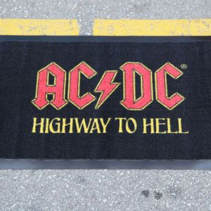 Felpudo AC/DC Highway to hell