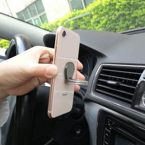 Anillo para el móvil con soporte para el ventilador del coche