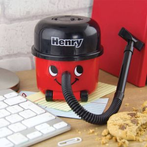 Aspiradora de escritorio Henry
