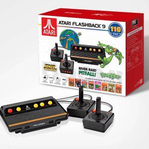 Consola Retro Atari Flashback 9 BOOM! con 110 Juegos