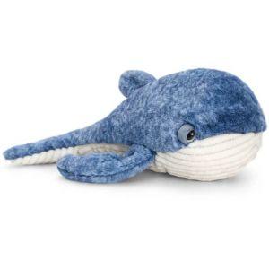 Ballena Azul de peluche 35cm