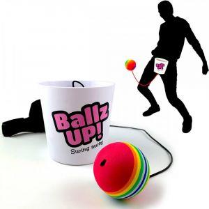 Juego Ballz Up! Mueve la pelvis y atrapa la pelota