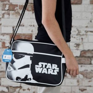 Bolsa bandolera Storm Trooper de Star Wars