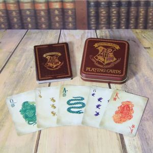 Baraja de cartas Hogwarts: Harry Potter