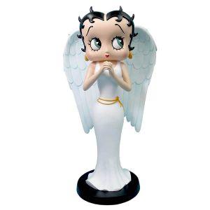 Figura Betty Boop Ángel con alas