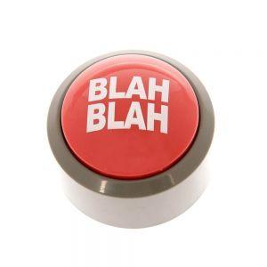 Botón con sonido BLAH BLAH...