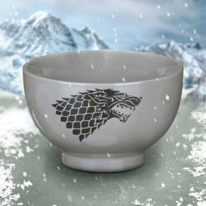 Bol casa Stark de Juego de Tronos