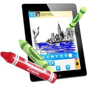 Lápiz óptico iCrayon para Smartphone y tabletas