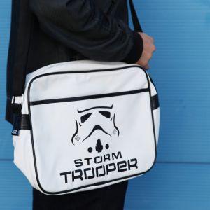 Bolsa bandolera Storm Trooper retro