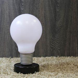 Lámpara bombilla touch