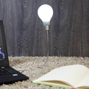 Lámpara Bombilla USB para portátil