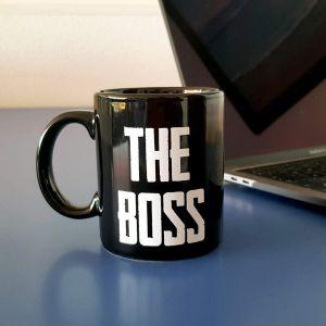 Taza The BOSS para el más jefe