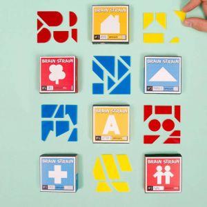 Set 6 juegos de lógica