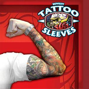 Set Chicos 2 mangas de brazo tatuadas