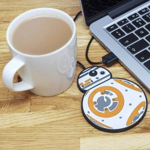 Calienta tazas USB robot BB-8: Star Wars