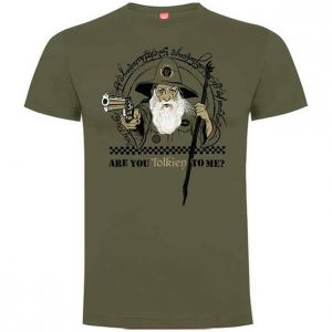 Camiseta Are you Tolkien to me?