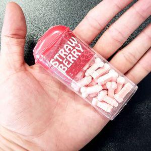 Caramelos Willy con forma de pene