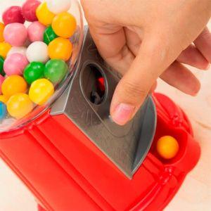 Máquina de Caramelos (plástico) con Chicles