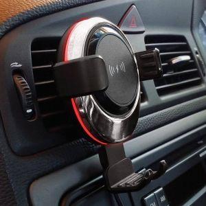 Cargador de móvil Wireless y Sujeción para el coche