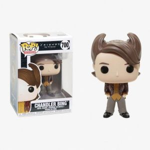 Figura Funko Pop! Friends Chandler 80'