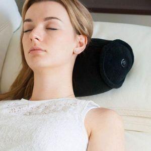 Cojín masajeador cilíndrico