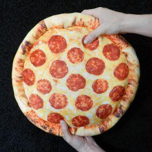 Cojín Pizza de pepperoni