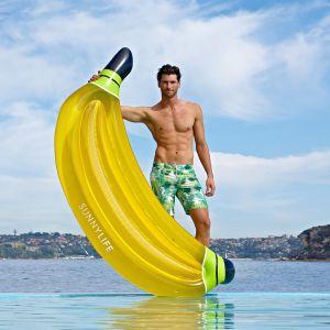 Colchoneta deluxe Plátano Gigante