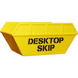 Mini container para escritorio