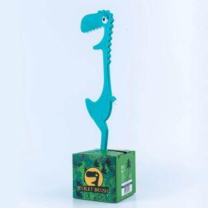Escobilla para el lavabo con forma de Dinosaurio