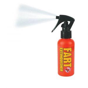 Extintor de pedos y flatulencias