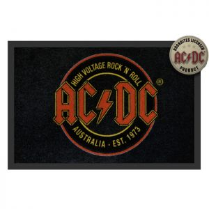 Felpudo AC/DC High Voltage Australia 1973