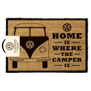 Felpudo Campervan VW: Home is where the camper is