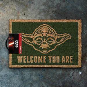 Felpudo Yoda, Star Wars