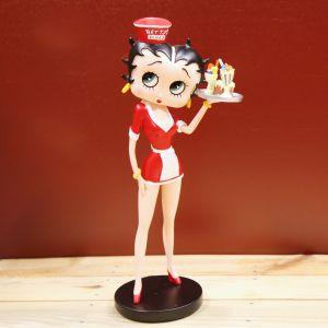 Figura Betty Boop Camarera