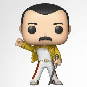 Figura Funko Pop! Freddie Mercury, Wembley 1986