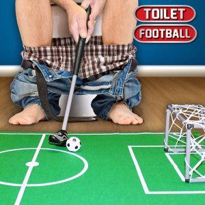 Juego de fútbol para el lavabo
