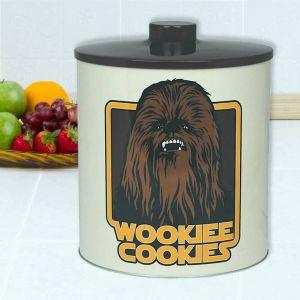 Galletero recipiente Wookiee Chewbacca Star Wars
